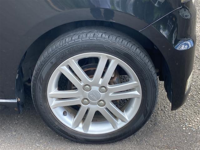 カスタム RS ターボ車 HIDヘッドライト 純正15インチアルミ 純正エアロ メモリーナビフルセグTV Bluetooth DVD再生 スマートキー ベンチシート タイミングチェーン(29枚目)
