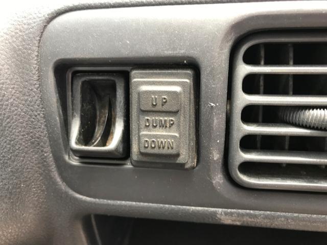 ダンプ 4WD ワンオーナー車(13枚目)