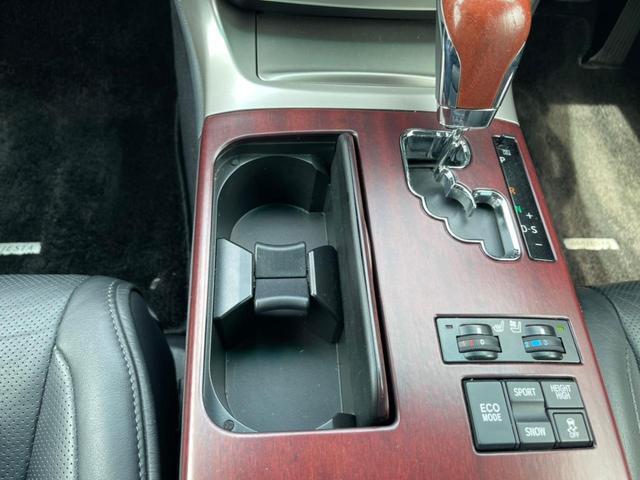 Gタイプ Fパッケージ 保証付 4人乗り HDD BT対応 フルセグ アルミ パワーシート シートヒーター/クーラー レーダークルーズ(46枚目)