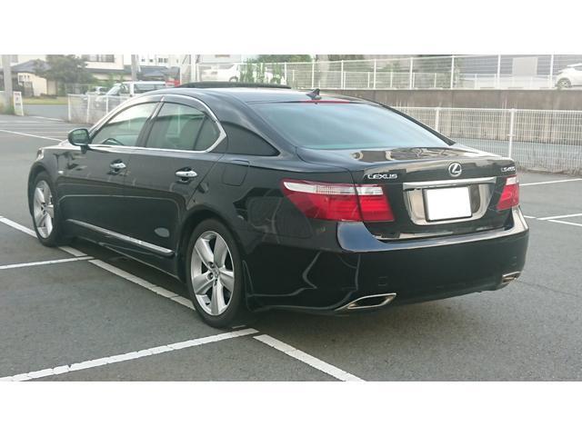 「レクサス」「LS」「セダン」「熊本県」の中古車7