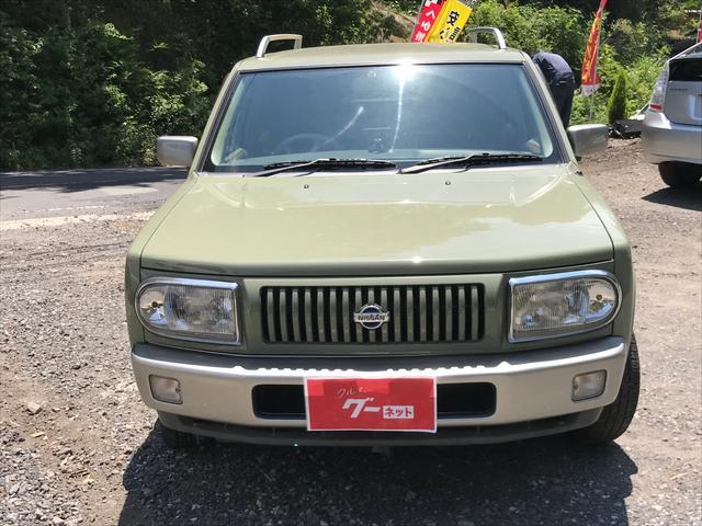 「日産」「ラシーン」「SUV・クロカン」「鹿児島県」の中古車2