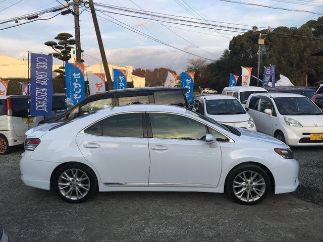「レクサス」「HS」「セダン」「熊本県」の中古車4