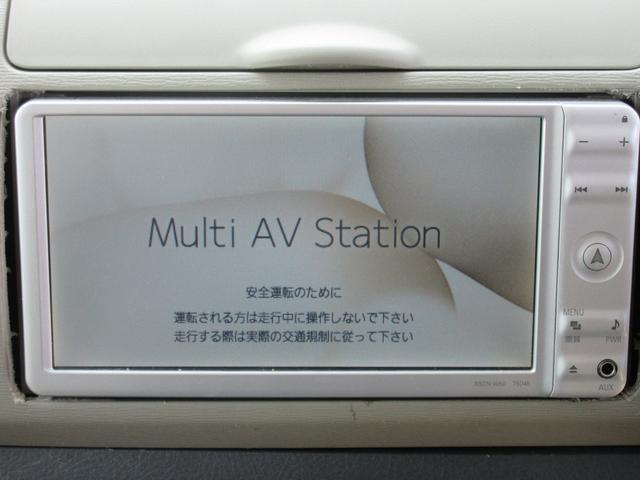 L タイベル交換済み ナビ DVD再生 CDデッキ キーレス(2枚目)