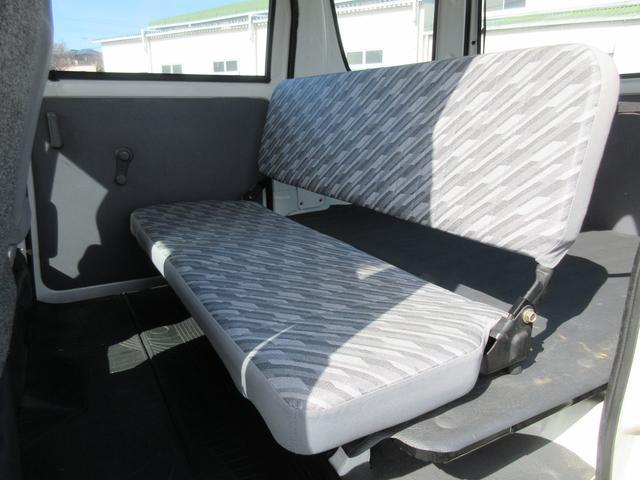 エアコン パワステ 両側スライドドア 車検整備付き(10枚目)