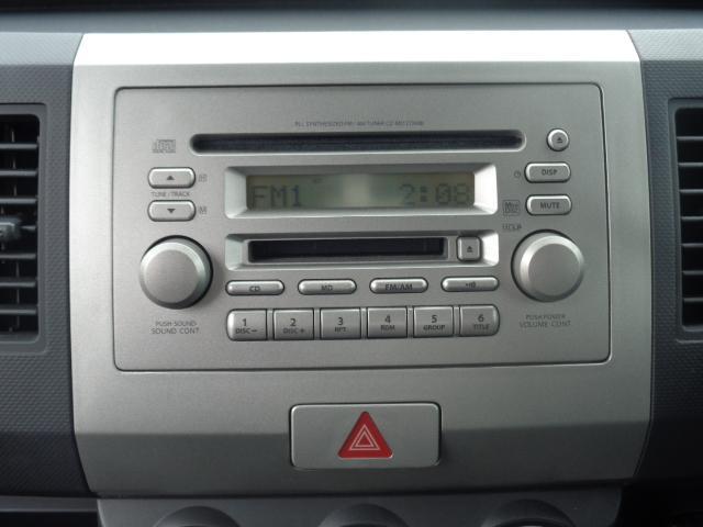 FXリミテッドII 禁煙車 純正CDオーディオ キーレス(12枚目)
