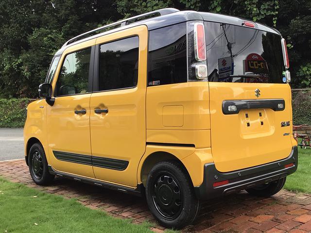 「スズキ」「スペーシアギア」「コンパクトカー」「熊本県」の中古車6