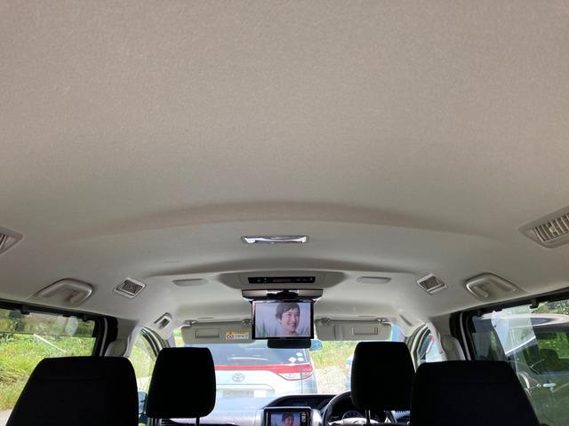 ハイブリッドV アルパインSDナビ・アルパインフリップダウンモニター バックカメラ 両側パワースライドドア ワンオーナー ETC スマートキー 7人乗り シートヒーター LEDライト CD/DVD 純正AW(16枚目)