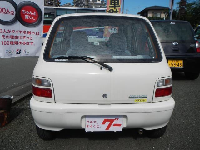 「スズキ」「セルボモード」「軽自動車」「熊本県」の中古車6