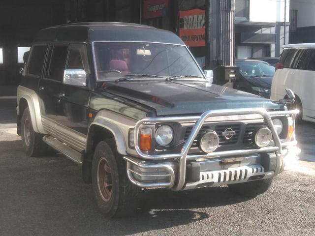 「日産」「サファリ」「SUV・クロカン」「福岡県」の中古車3
