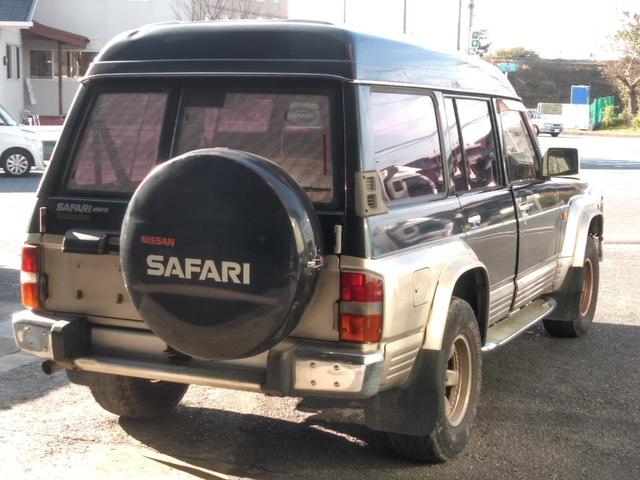 「日産」「サファリ」「SUV・クロカン」「福岡県」の中古車9