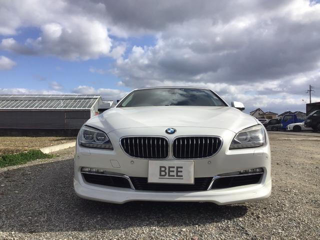 「BMW」「6シリーズ」「セダン」「福岡県」の中古車4
