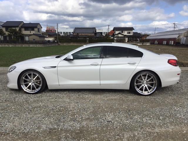 「BMW」「6シリーズ」「セダン」「福岡県」の中古車13