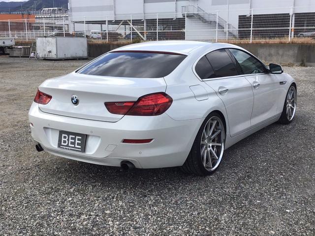 「BMW」「6シリーズ」「セダン」「福岡県」の中古車15