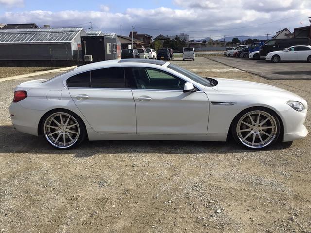 「BMW」「6シリーズ」「セダン」「福岡県」の中古車16