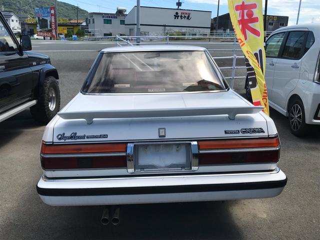 「トヨタ」「クレスタ」「セダン」「福岡県」の中古車6