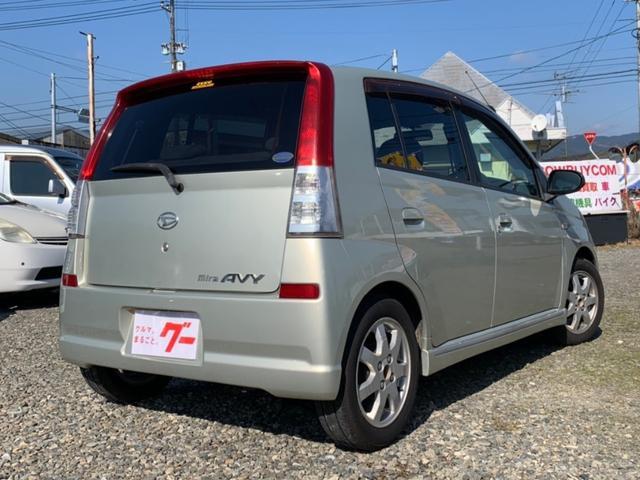 「ダイハツ」「ミラアヴィ」「軽自動車」「熊本県」の中古車2