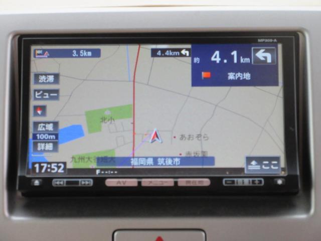 E スマートキー ナビ TV DVD再生 盗難防止装置(16枚目)