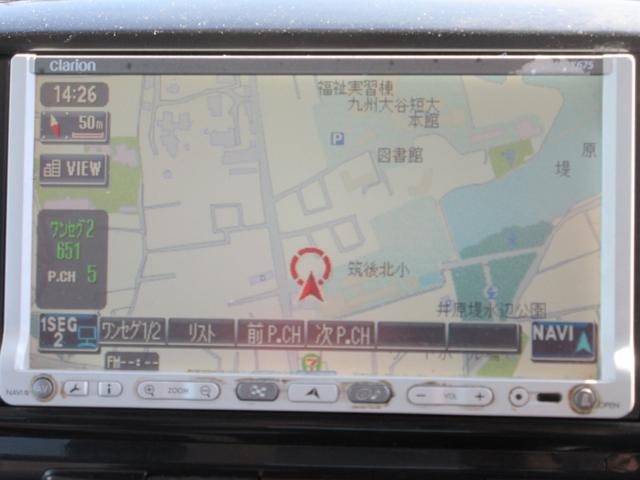 カスタムL スマートキー HDDナビ TV DVD アルミ(15枚目)