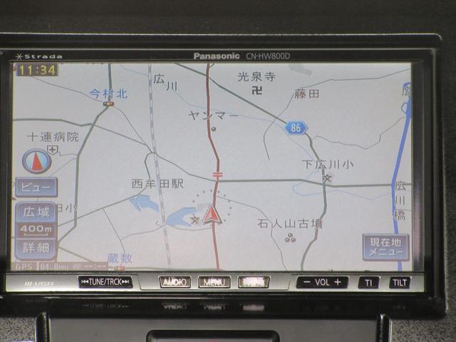 スティングレーT ターボ車 スマートキー HDDナビ TV(13枚目)