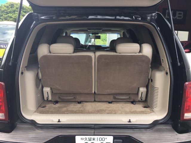 「キャデラック」「キャデラック エスカレード」「SUV・クロカン」「福岡県」の中古車9