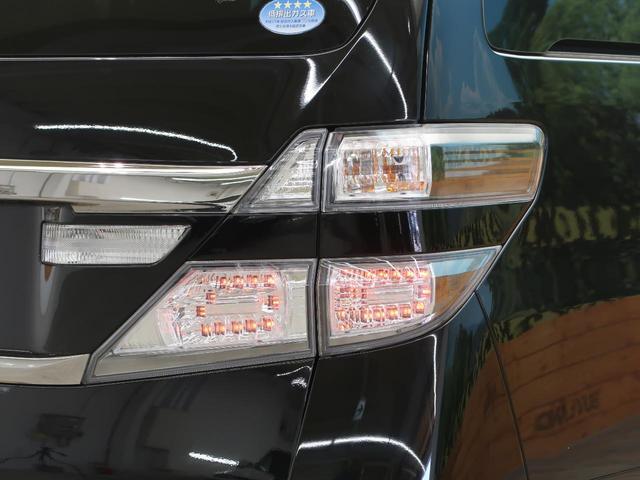 2.4Z サンルーフ アルパインナビ/フリップダウンモニター 両側電動ドア コーナーセンサー 禁煙車 HIDヘッド/フォグ スマートキー 純正18AW ビルトインETC バックカメラ 7人乗り(31枚目)