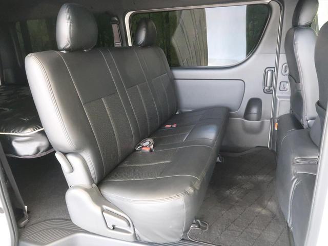 スーパーGL ダークプライムII 軽油 登録済未使用車 セーフティセンス/衝突軽減装置 車線逸脱警報装置 両側電動ドア AC100V電源 ハーフレザー コーナーセンサー LEDヘッド/オートヘッドライト ウッドコンビステアリング(14枚目)