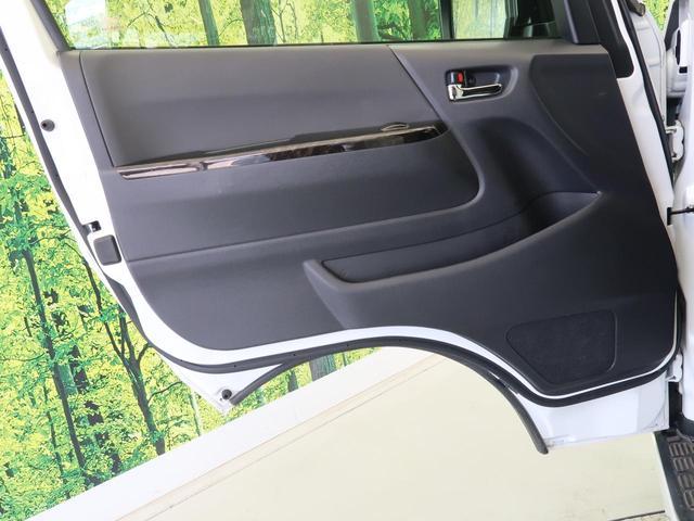 スーパーGL ダークプライムII 軽油 登録済未使用車 セーフティセンス/衝突軽減装置 車線逸脱警報装置 両側電動ドア AC100V電源 ハーフレザー コーナーセンサー LEDヘッド/オートヘッドライト ウッドコンビステアリング(29枚目)