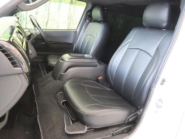 スーパーGL ダークプライムII 軽油 登録済未使用車 セーフティセンス/衝突軽減装置 車線逸脱警報装置 両側電動ドア AC100V電源 ハーフレザー コーナーセンサー LEDヘッド/オートヘッドライト ウッドコンビステアリング(34枚目)