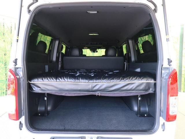スーパーGL ダークプライムII 軽油 登録済未使用車 セーフティセンス/衝突軽減装置 車線逸脱警報装置 両側電動ドア AC100V電源 ハーフレザー コーナーセンサー LEDヘッド/オートヘッドライト ウッドコンビステアリング(36枚目)