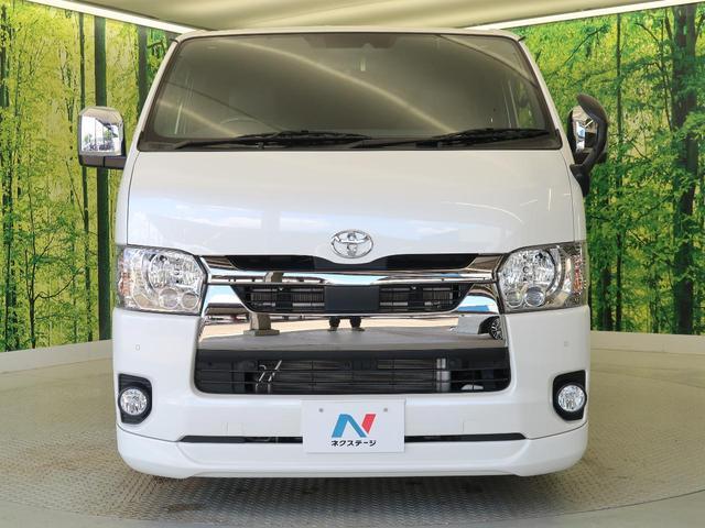スーパーGL ダークプライムII 軽油 登録済未使用車 セーフティセンス/衝突軽減装置 車線逸脱警報装置 両側電動ドア AC100V電源 ハーフレザー コーナーセンサー LEDヘッド/オートヘッドライト ウッドコンビステアリング(52枚目)