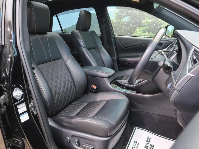 エレガンス HV車 メーカーナビ サンルーフ LEDヘッド/フォグ 純正17AW 禁煙車 フルセグTV/ブルーレイ再生/Bluetooth接続 黒革/パワーシート 左右独立温度コントロールエアコン スマートキー(11枚目)