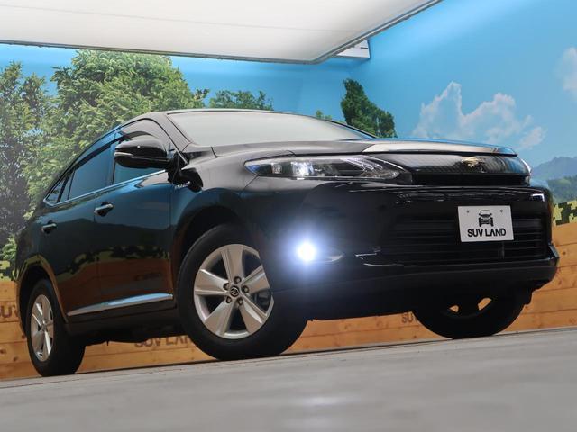 エレガンス HV車 メーカーナビ サンルーフ LEDヘッド/フォグ 純正17AW 禁煙車 フルセグTV/ブルーレイ再生/Bluetooth接続 黒革/パワーシート 左右独立温度コントロールエアコン スマートキー(22枚目)