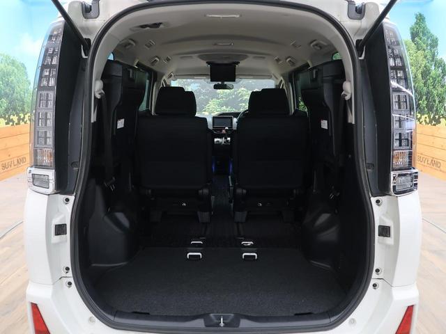 ZS 煌 純正9型ナビ フリップダウンモニター 両側電動ドア 1オーナー 禁煙車 LEDヘッド/フォグ ドライブレコーダー バックカメラ/フルセグTV 純正16AW スマートキー ビルトインETC(16枚目)