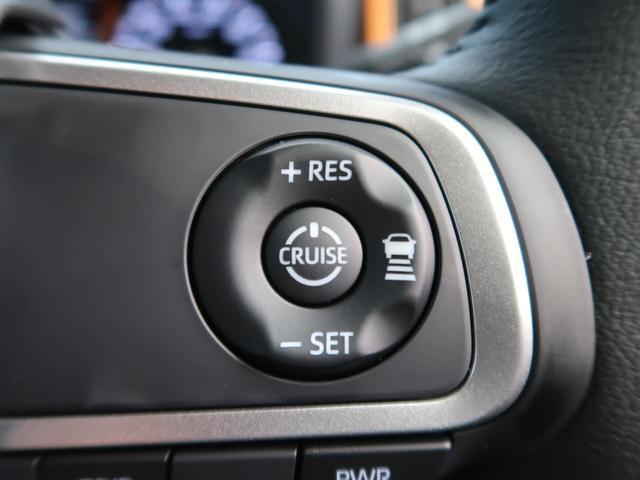 Gターボ ガラスルーフ スマートアシスト/オートハイビーム アダプティブクルーズコントロール コーナーセンサー ルーフレール LEDヘッド/フォグ 純正15AW シートヒーター 革巻きステアリング スマートキー(7枚目)