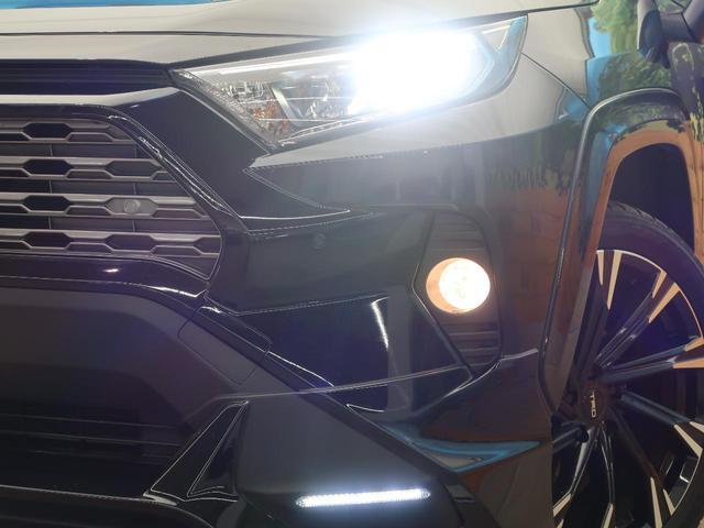 G Zパッケージ TRDフルエアロ&オーバーフェンダー TRD20インチAW 純正9型ナビ 黒革/シートヒーター パワーバックドア 1オーナー 禁煙車 コーナーセンサー LEDヘッド/フォグ バックカメラ(15枚目)