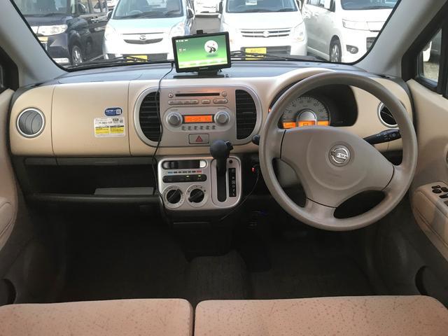 S キーレス ポータブルナビ CDオーディオ オートマ車(16枚目)
