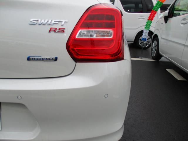 HYBRID RS 2型 前後衝突被害軽減ブレーキ(50枚目)