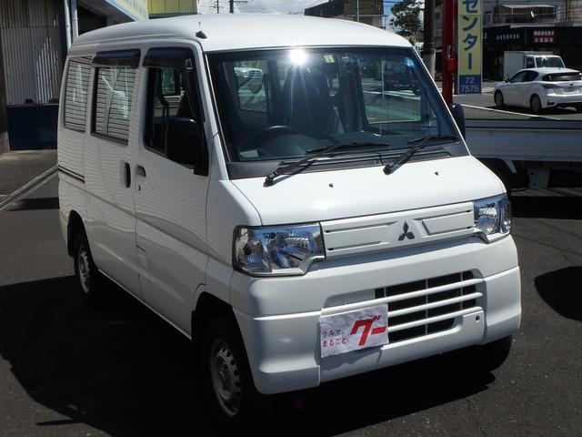 「三菱」「ミニキャブミーブ」「軽自動車」「鹿児島県」の中古車5