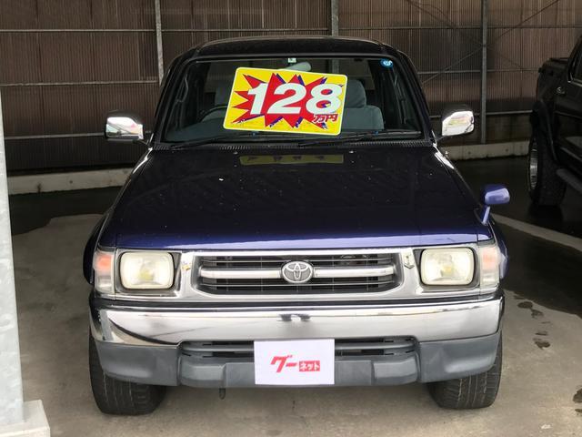 「トヨタ」「ハイラックススポーツピック」「SUV・クロカン」「鹿児島県」の中古車2