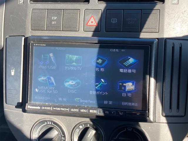 1.4 コンフォートライン ETC バックカメラ ナビ TV アルミホイール USB ミュージックサーバー CD キーレスエントリー AT 盗難防止システム ABS(7枚目)
