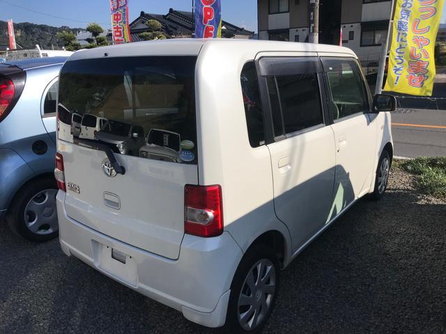 「トヨタ」「ピクシススペース」「コンパクトカー」「鹿児島県」の中古車7