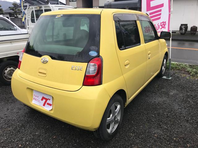 「ダイハツ」「エッセ」「軽自動車」「鹿児島県」の中古車9