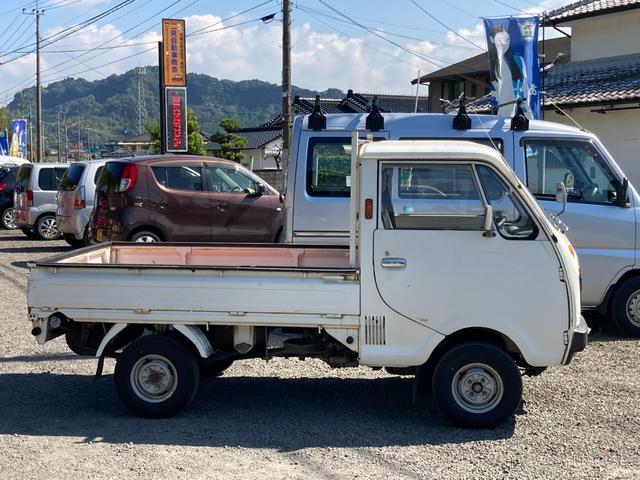「マツダ」「ポーターキャブ」「トラック」「鹿児島県」の中古車3