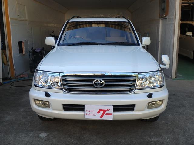 「トヨタ」「ランドクルーザー100」「SUV・クロカン」「鹿児島県」の中古車3