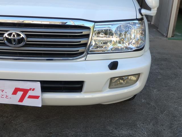 「トヨタ」「ランドクルーザー100」「SUV・クロカン」「鹿児島県」の中古車6
