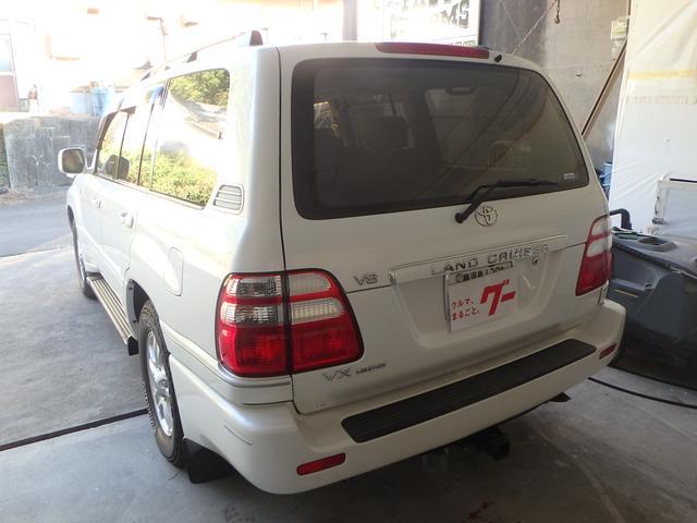 「トヨタ」「ランドクルーザー100」「SUV・クロカン」「鹿児島県」の中古車12
