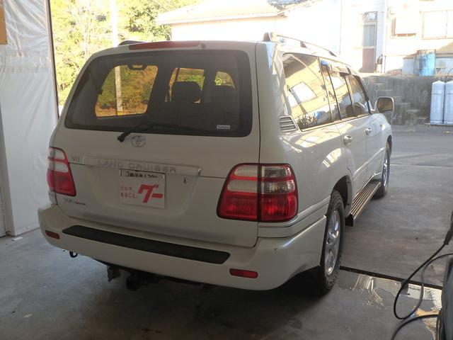 「トヨタ」「ランドクルーザー100」「SUV・クロカン」「鹿児島県」の中古車14
