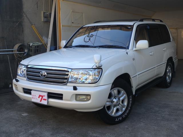 「トヨタ」「ランドクルーザー100」「SUV・クロカン」「鹿児島県」の中古車36