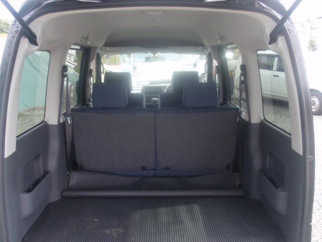 クルーズターボ 4WD・4AT・A/C・P/S・P/W・ABS・ライトレベライザー・キーレス・電格ミラー・フロントシェルフ・純正ラジオ・プライバシーガラス・(11枚目)
