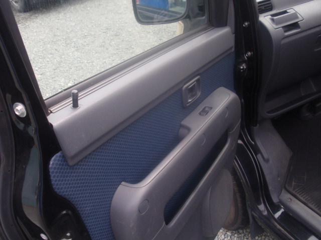 クルーズターボ 4WD・4AT・A/C・P/S・P/W・ABS・ライトレベライザー・キーレス・電格ミラー・フロントシェルフ・純正ラジオ・プライバシーガラス・(16枚目)